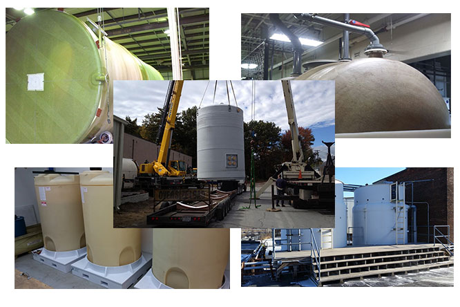 Chemical Storage Tank Solutions